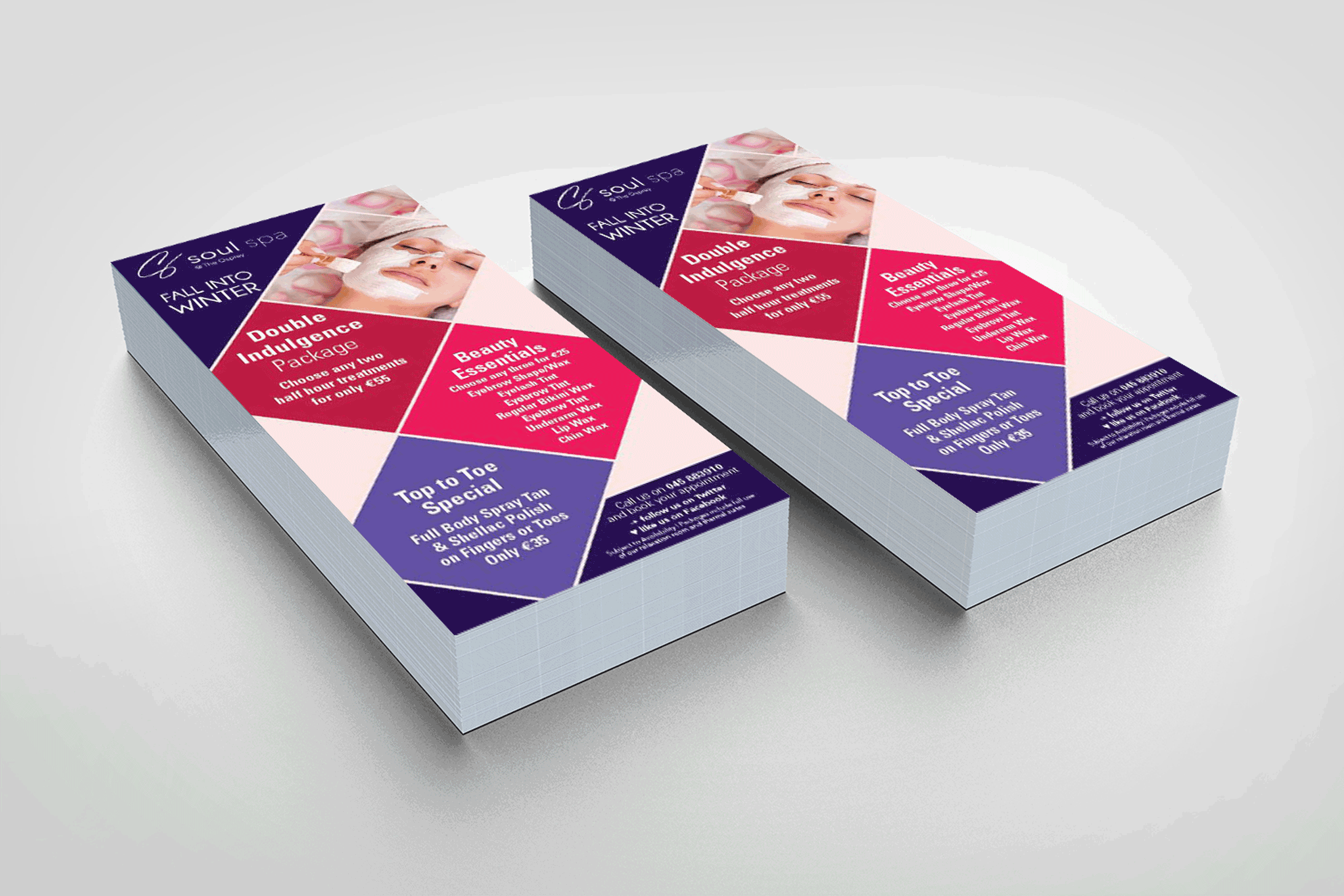Artisan Design Studio's Flyers